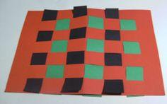 Make A Woven Mat