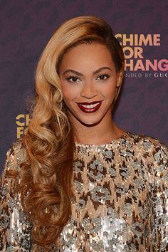 The Best Celebrity Eyebrows - Beyonce