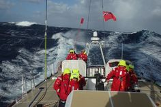 Race 4, Day 11: Teams batten down hatches in preparation for stronger winds