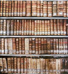 Biblioteca da Catedral de Santiago de Compostela.