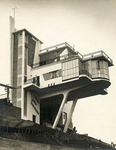 lapetitecole:    Villa Monzeglio, Colinas de Bello Monte, Caracas. Antonio Montini, 1953.
