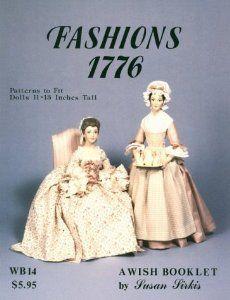 Amazon.com: Fashions 1776 (The Wish Booklet, Vol. 14) (9780913786147): Susan B. Sirkis: Books