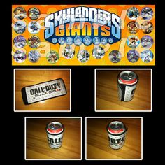 SKYLANDERS GIANTS CAN COOLER WRAP