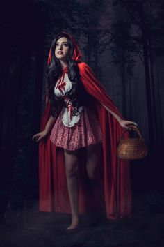 little red, red riding hood, costum fantasi, hoods, red ride, calli cosplay, costum hotti, fairi tale, ride hood
