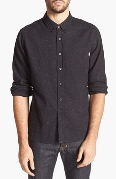 Obey 'Last Call' Cotton Flannel Shirt available at #Nordstrom flannel ...