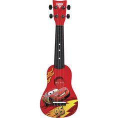 Mason - Disney Cars Mini Guitar