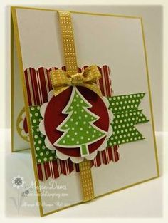 Nice card overall. Stampin' Up! Scentsational Season