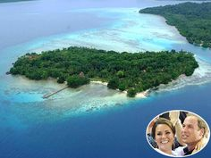 William & Kate getting second honeymoon on the private island of Tavanipupu  http://www.people.com/people/package/article/0,,20395222_20628352,00.html#