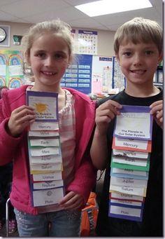 first grade planets, books, space first grade, homeschool favorit, first grade space unit, educ, teacher, planet classroomidea, 3rd grade