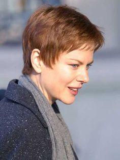 Short hair ideas post-chemo on Pinterest | Pixie Haircuts, Pixie Cuts ...