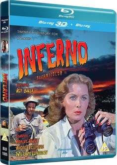 Inferno - 3D + 2D Blu-Ray (Panamint Region B) Release Date: Available Now (Amazon U.K.)