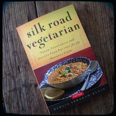 Cookbook review: Silk Road Vegetarian by Dahlia Abraham-Klein