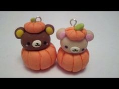 Polymer Clay Halloween tutorial