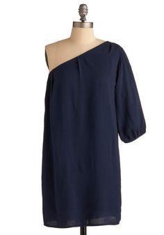 Look Over Your Shoulder Dress / mod cloth