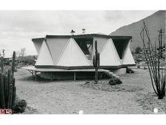 Rotating House, Snow Creek, CA
