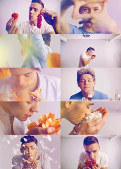 One Direction fragrance commercial