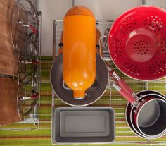 Practical strategies and clever tricks for organizing under-the-sink storage.