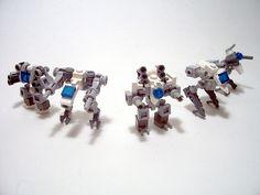 LEGO Micro Mechs