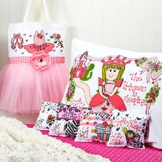 Welcome to Bunnies and Bows - The Original Personalized Pillowcase Company at #achristmasaffair.