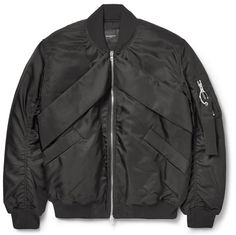 Padded Bomber Jacket by Givenchy