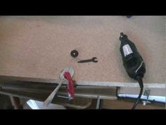 How to Cut Silverware with a Dremel - YouTube
