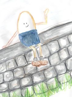 A great talk on the Atonement!!! A talk that changed me… and Humpty Dumpty | The Redheaded Hostess #humptydumpty #lds #bednar