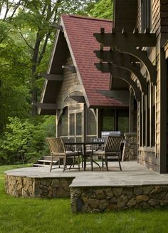 Traditional Outdoor Photos Deck Design, Pictures, Remodel, Decor and Ideas - page 8