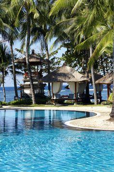 The Conrad in Bali