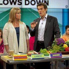 Dr. Oz's Top 10 Healthy Eating Musts-- pretty cool tips to keep in mind
