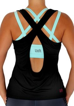LivFit workout clothes, just as cute as Lululemon, but cheaper