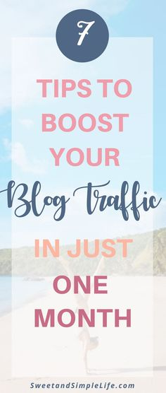 boost your #blog tra