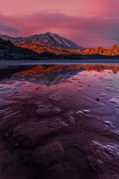 Teide by FBarroso landscap, teid, spain