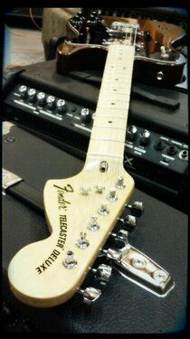 Telecaster Deluxe from #Fender - #tele #electric #guitar