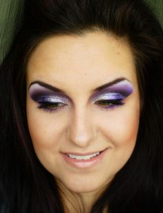 Wish I could make my makeup this flawless!
