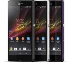 Xperia Z Available Color Choices