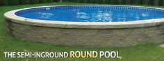 What I'd Like To Eventually Do To My Semi-Inground Pool