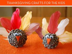 10 DIY Thanksgiving Projects For Kids