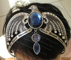 Harry Potter handmade Ravenclaw's diadem by handmadeforglobal, $6.90