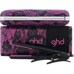 Help her look her best with the classic and practical GHD from Argos, but this time, with a funky pink twist.