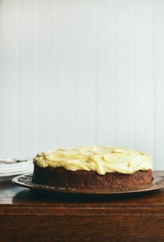 Big Bad Carrot Cake with Orange Cream Cheese Frosting