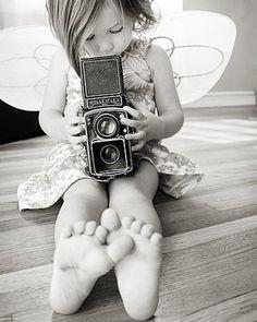 vintage cameras...