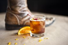 The Famous Bootstrap Cocktail