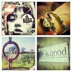 I own all of these:) love them...shirt, bracelets, dreamcatcher, wallart.