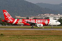 AirAsia Taylor Swift