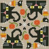 The Floss Box | Biscornu Patterns biscornu pattern