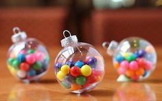holiday, gift ideas, ornament, last minute gifts, neighbor gift, little gifts, bubble gum, christma, kid