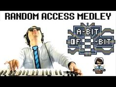 Random Access Memories 8-Bit Remix.  Love it!!!  Makes me want a Daft Punk Zelda game and save the Princess!!!