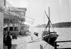 İstanbul'un ilk fotoğrafları/Kanlıca iskelesi