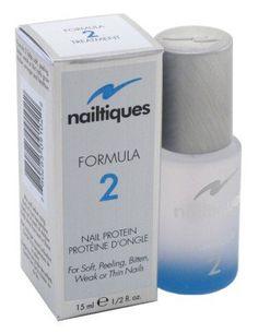 Nailtiques Formula 2 Nail Protein-for peeling nails