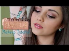 Rosy Hues: A Naked 3 Palette Tutorial